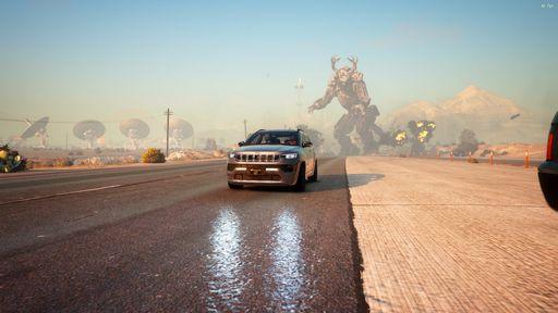 Jeep recorre aos games para divulgar funções do novo Compass