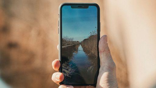 Como aumentar o tamanho das fotos do iPhone