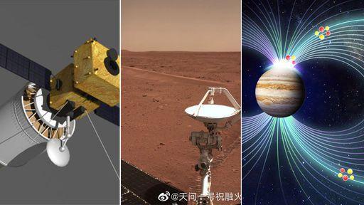 O céu (não) é o limite   Desviando asteroides no espaço, fotos de Marte e mais!