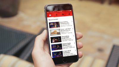 YouTube muda navegação de vídeos no aplicativo para iOS
