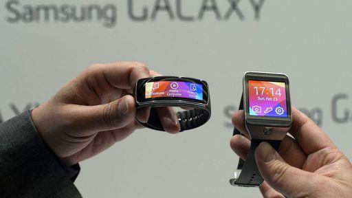 Samsung anuncia preços oficiais do Galaxy Gear 2 e do Gear Fit