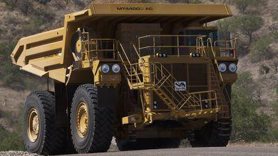 Vale começa a operar frota de caminhões autônomos em suas minas