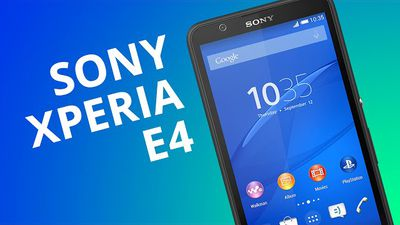 Sony Xperia E4 dual-chip [Análise]