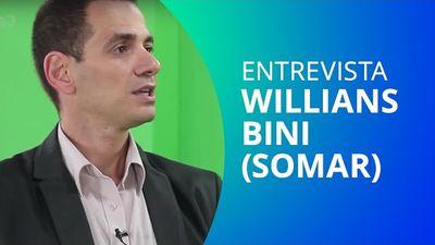 A tecnologia por trás da previsão do tempo - Willians Bini, Somar Meteorologia [CT Entrevista]