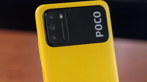 Xiaomi Poco M3 | Celular acessível da marca tem bom preço comprando na Amazon