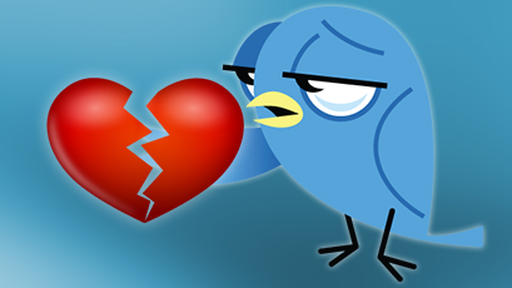Pesquisa afirma que tuiteiros têm relacionamentos mais curtos
