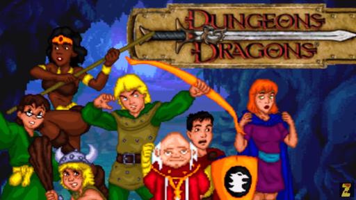 Brasileiro cria game de Caverna do Dragão