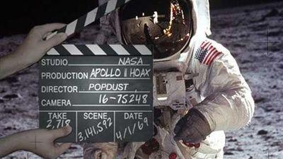 """Conspiracionistas vazam nova """"prova"""" de que a ida do homem à Lua seria uma farsa"""