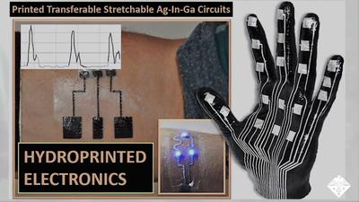 Cientistas criam pele eletrônica para auxiliar interações com braços protéticos
