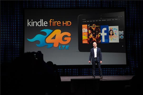 Linha Kindle Fire