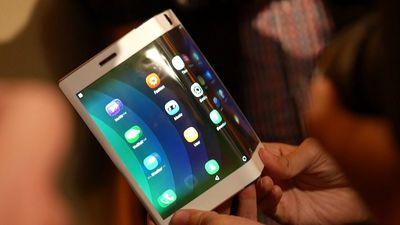 Rumor   LG deve lançar seu smartphone dobrável em janeiro na CES 2019