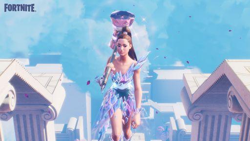 Fortnite | Assista ao show da Ariana Grande na íntegra