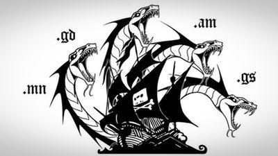 Novo domínio do The Pirate Bay é suspenso