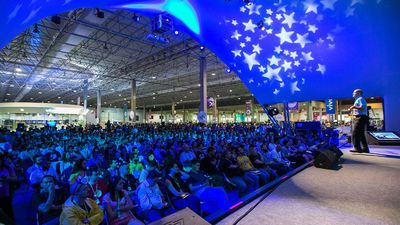Campus Party traz Steve Wozniak, drones, robótica e muitos games