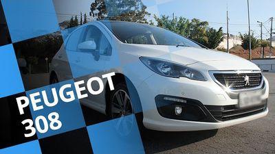 Peugeot 308 1.6 THP Flex (2016) [CT Auto]