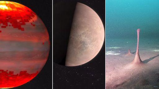 O céu (não) é o limite | Mistério de Júpiter, exoplanetas com oceanos e mais!