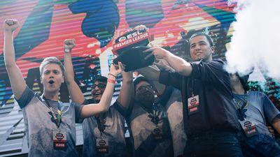 Triumph domina Lowkey e vence primeiro circuito BPL de Paladins