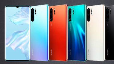 Huawei revela oito de seus smartphones que receberão o Android Q em 2019