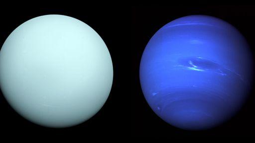 Estudo indica que águas profundas de Netuno e Urano podem ser ricas em magnésio