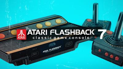 Atari Flashback 7 de R$ 499 por apenas R$ 189, enquanto durarem os estoques