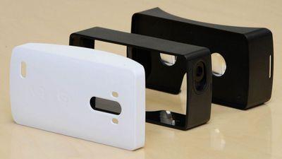 LG G3 ganha versão com óculos de realidade virtual do Google