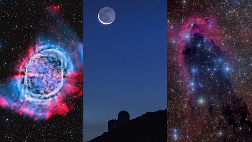 Destaques da NASA: fotos astronômicas da semana (10/07 a 16/07/2021)