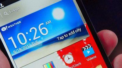LG anuncia Optimus G e linha L II no Brasil