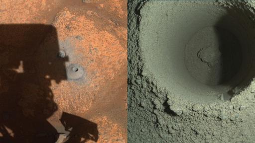 """Rocha """"macia demais"""" pode ter impedido rover Perseverance de coletar amostra"""