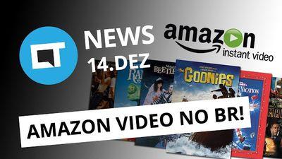 Amazon Prime Video no Brasil; Buscas do Google em 2016; Novidade no Instagram e