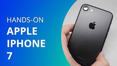 iPhone 7: já temos o novo smartphone da Apple em mãos! [Hands-on]