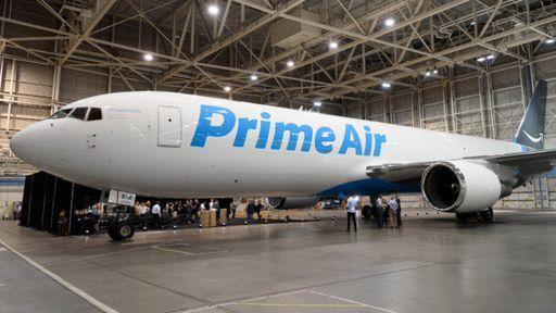 Amazon vai usar aviões próprios para fazer entregas nos Estados Unidos