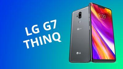 LG G7 ThinQ: menos do mesmo?