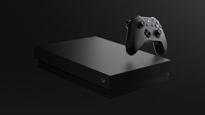 Microsoft inicia pré-venda do Xbox One X