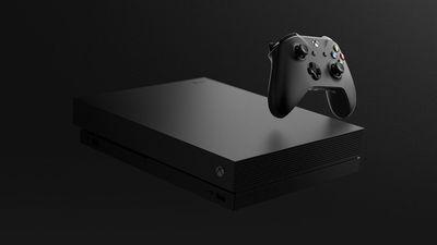 Xbox One X consegue fazer jogos rodarem em resolução 6K