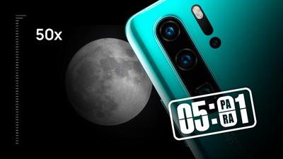 Como tirar foto da lua com o celular?