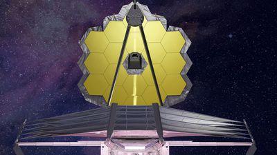 Telescópio Webb vai procurar sinais de vida em luas geladas de Saturno e Júpiter