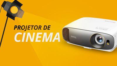 BenQ W1700m: transforme sua sala em um home cinema!!!