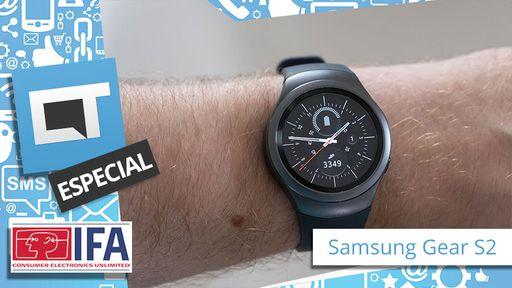 Experimentamos o Samsung Gear S2, novo smartwatch da Samsung