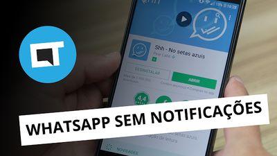 Shh: leia mensagens do WhatsApp sem que o remetente saiba [Dica de App]