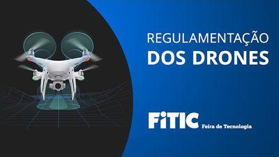 Regulamentação dos drones [CT Entrevista - FITIC 2016]