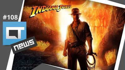 Grooveshark, Indiana Jones, Parque da Nintendo e + [CT News #108]