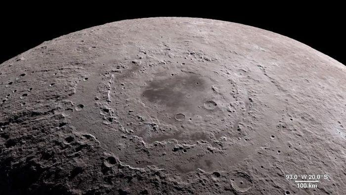 NASA quer construir uma base lunar com materiais encontrados na própria Lua