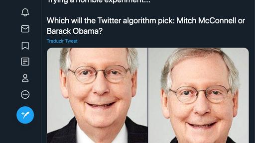 Algoritmo racista: Twitter anuncia mudança na ferramenta de recorte de imagem