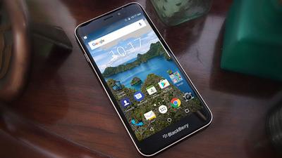 BlackBerry lança o Aurora, seu smartphone intermediário, na Indonésia