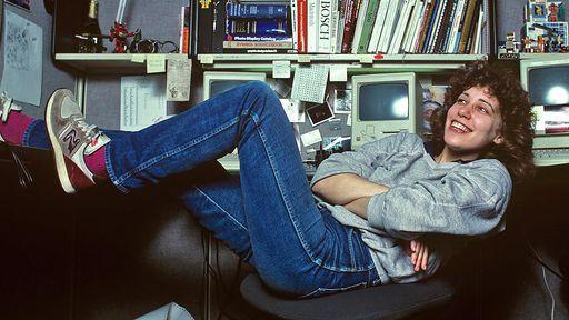Mulheres Históricas: Susan Kare revolucionou o desgin gráfico nos computadores