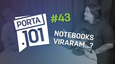 Notebooks - PODCAST PORTA 101 #43