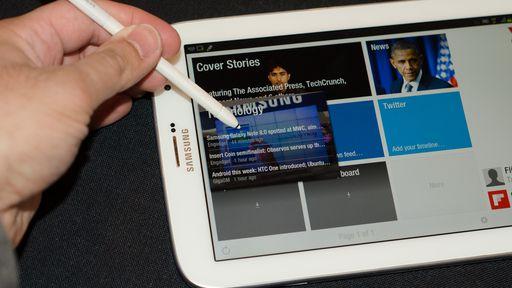 Samsung Galaxy Note 8.0 chegará ao Brasil no mês de abril