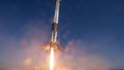 Satélite militar desaparece após lançamento de foguete da SpaceX
