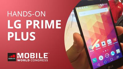 LG Prime Plus (LG Spirit) [Hands-on | MWC 2015]