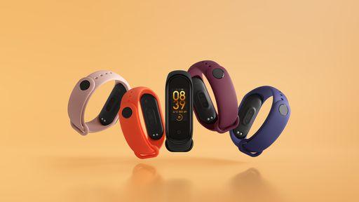 A PARTIR DE R$ 55 | Smartwatches e smartbands Xiaomi em oferta no Brasil
